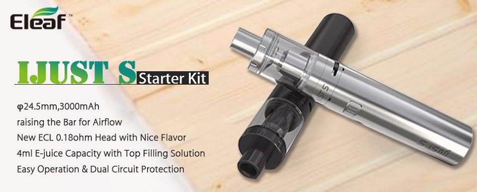 iJust S Starter Kit