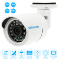 "Szsinocam 1080P AHD CVI TVI Analog Bullet CCTV Camera 2.0MP 1/2.7"" CMOS 24 IR LEDs IR-CUT Night Vision Waterproof Home Security"