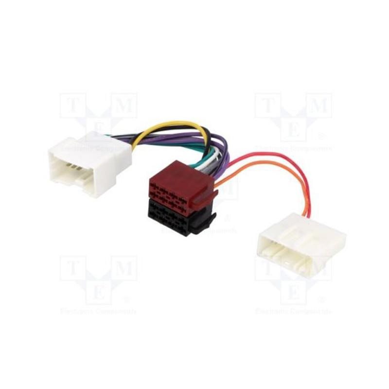 Cable ISO DACIA DUSTER Lodgy//Sandero Logan Renault Kangoo Twingo Mercedes Citan