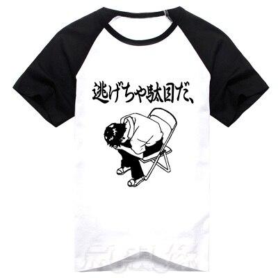 Japan Anime Neon Genesis Evangelion Cosplay T-shirt Summer EVA men T Shirt women cotton Short Sleeve Tops Tee