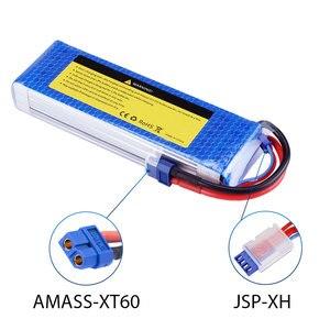 Image 4 - SEASKY 3S lipo Batterie 11,1 V 6000mAh 60C RC batterie lipo 11,1 V batterie XT60 für FPV drone