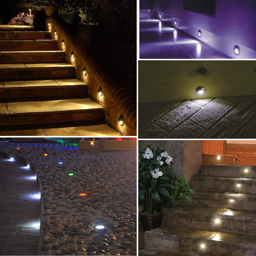 Aliexpress buy 06w dc12v led step light outdoor led deck aliexpress buy 06w dc12v led step light outdoor led deck light recessed led spot light ip65 for outdoor lighting garden path with cerohs from aloadofball Gallery