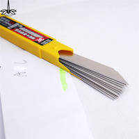 10 Pcs Office Supplies Utility Knife Refill Blades Alloy Steel Replaceable Blades Cutting Blades For Utility