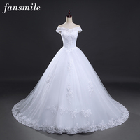 2015 Fashionable Romantic Sexy Lace Wedding Dresses Elegant Vestidos Train Plus Size Bridal Dress Belt Casamento
