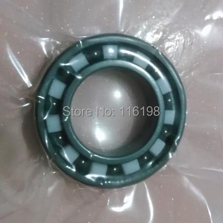 6205 full SI3N4 ceramic deep groove ball bearing 25x52x15mm P5 ABEC5 636 full si3n4 ceramic deep groove ball bearing 6x22x7mm p5 abec5