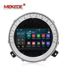 MEKEDE Android 8,1 4 ядра 2 Гб Автомобильная dvd-навигационная система плеер стерео для BMW Mini Cooper 2006-2013 радио wifi-роутер