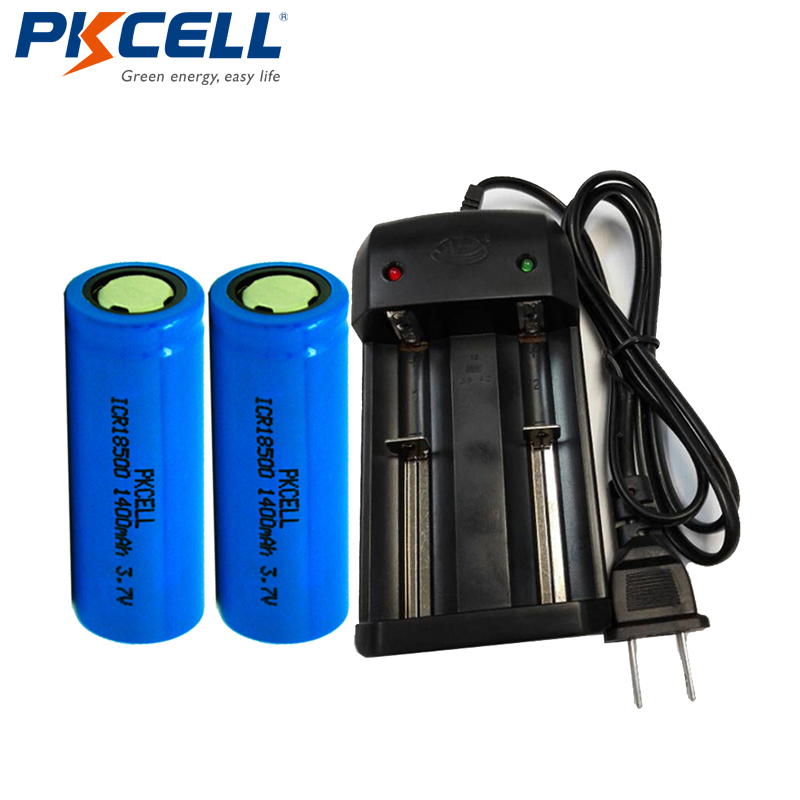 3.7V 3.7Volt Dual Solt Battery Charger For 18650 16340 14500 Rechargeable Li-ion