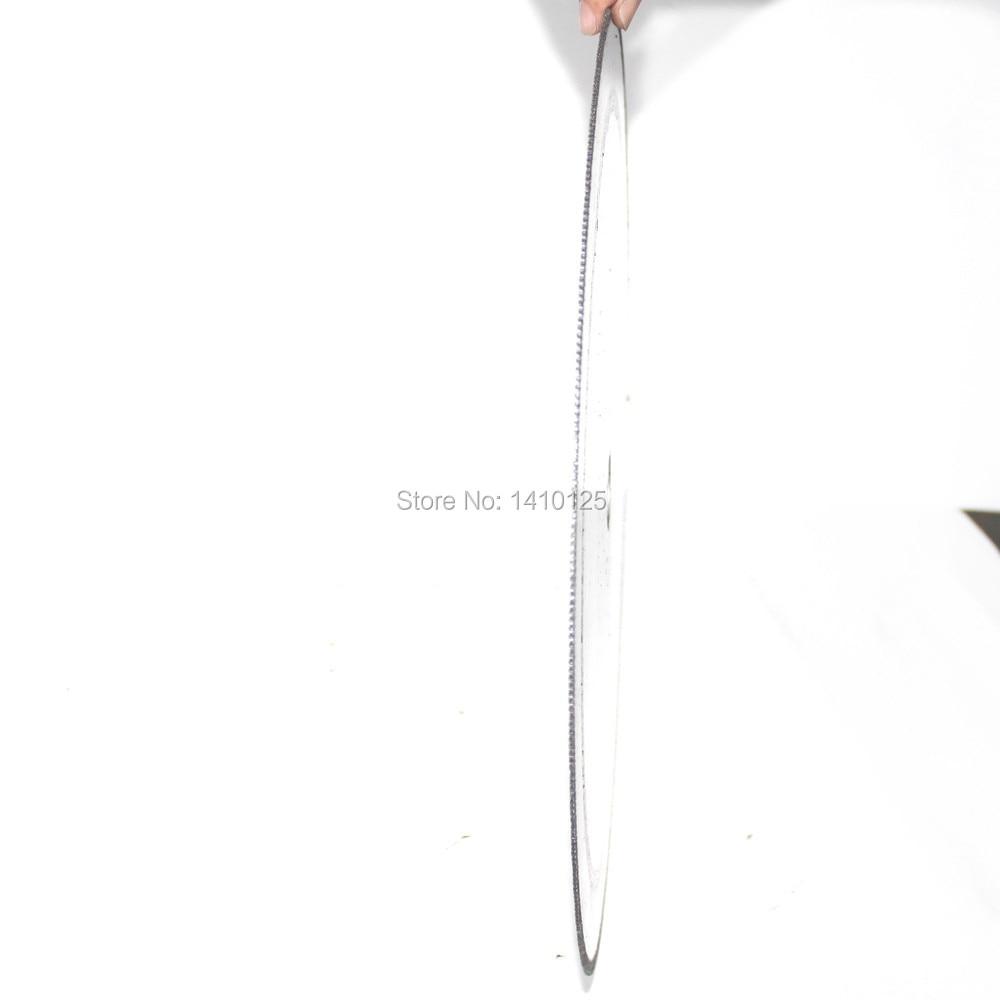 "14/"" inch Notched Rim Thickness 0.08/"" Lapidary Diamond Saw Blade Rock Slab"