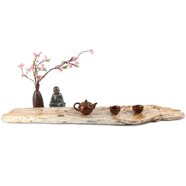 10 kg zu 15 kg Natürliche Versteinertes Holz Fossil Teaboard Retro ...