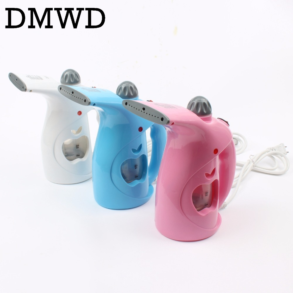 DMWD HandHeld Multifunction Electric Garment Steamer Portable Clothes Ironing Steamer Brush household Humidifier Facial pots EU