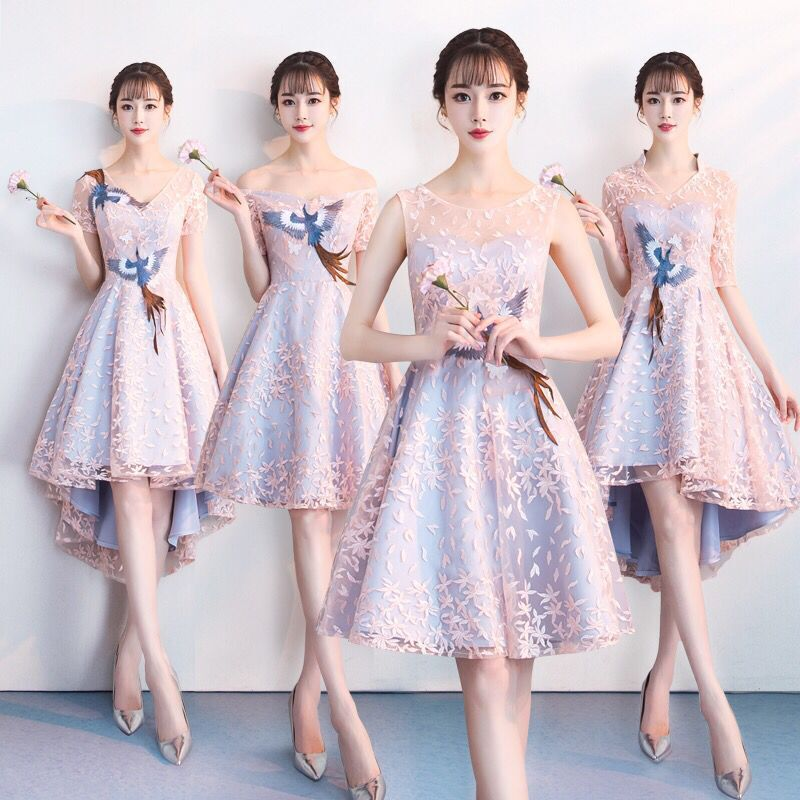 10551dedbf5 Традиционный китайский Ципао свадебное платье 2018 модное платье подружки  невесты женские атласный китайский женский халат платья