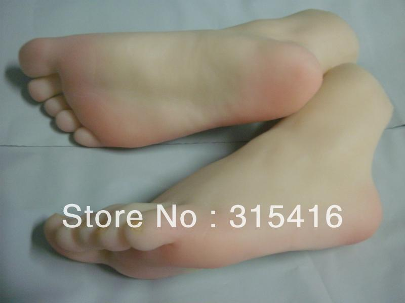 Life Size Womans Foot Feet Model Bj60A-In Sex Dolls From -4513