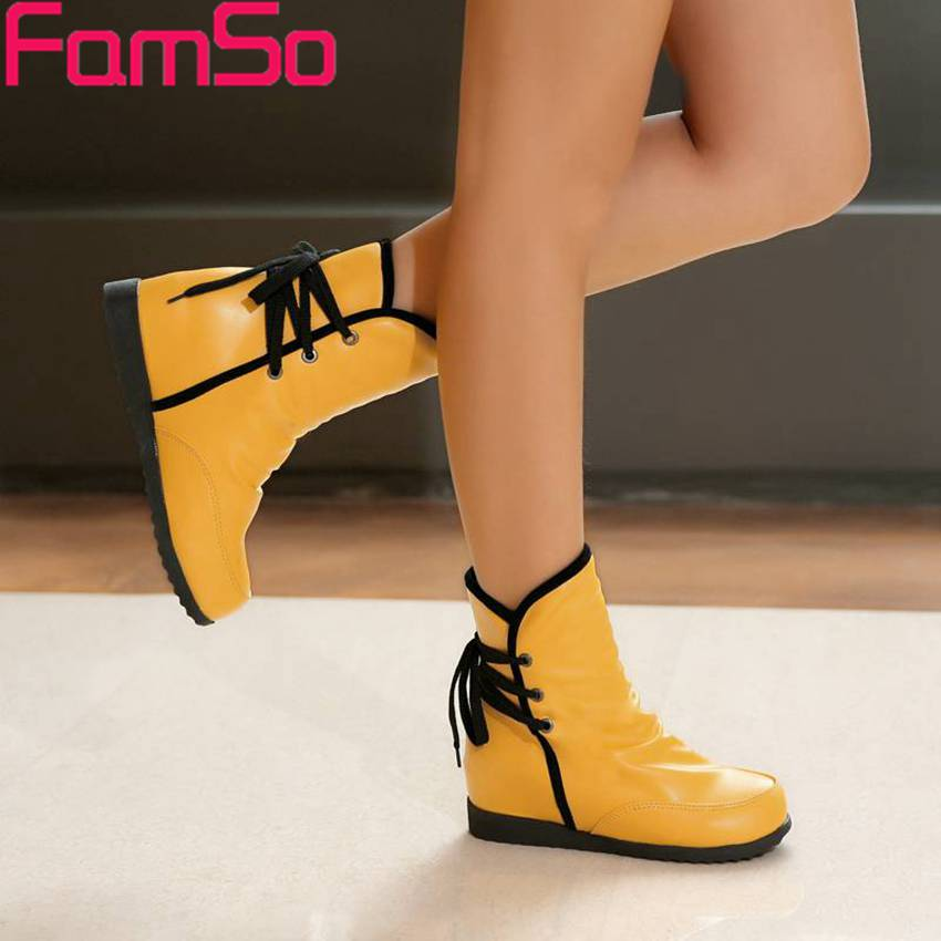 Free shipping 2016 New Fashion font b Women b font Boots Autumn 4Colors Waterproof Riding Boots