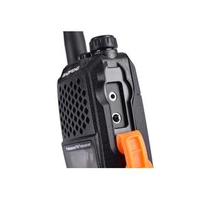 Image 4 - 2pcs Baofeng UV 6R Two Way Radio Scanner 7w VHF UHF Dual Band Portable Walkie Talkie Ham Radio Hf Transceiver Handy Radio Amador