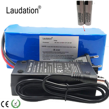 Laudation 36 v 10ah Электрический велосипед аккумулятор 18650 36 V 10ah 500 W высокой мощности и емкости 42 V мотоцикл Скутер с BMS