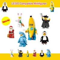 2017 kinder DIY Spielzeug Anime Despcable Me Minion Action-figuren Kunststoff Bausteine Bricks Kompatibel Mit Lego Baby Spielzeug geschenke