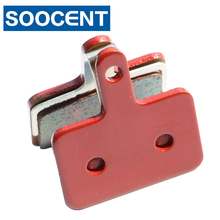 4 Pairs Sintered Bicycle Brake Pads for Shimano Deore BR M 515 525 395 415 416 445 446 447 465 475 485 495 Auriga Comp/Aquila