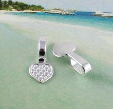 glue 200pc heart charm