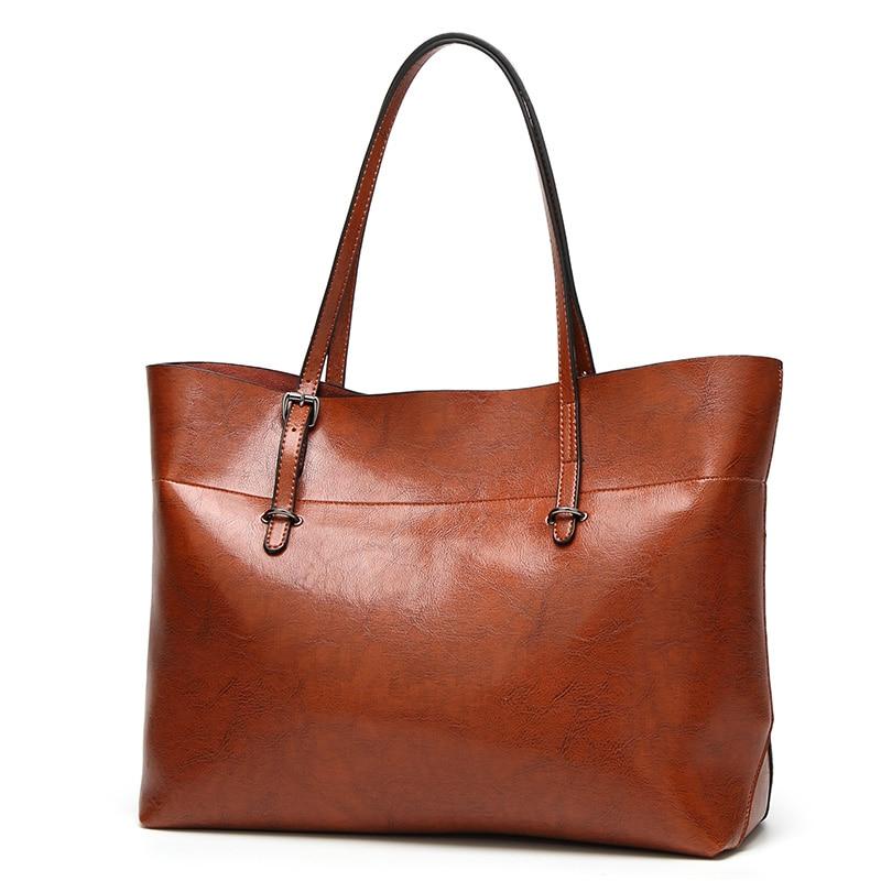 KUNZITE Kožne torbice Torbice Ženske Znane blagovne znamke Velike - Torbice - Fotografija 3