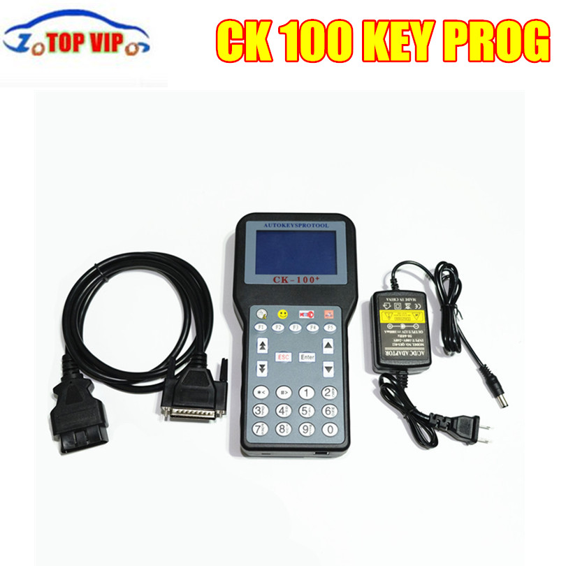 Spend freight 2017 TOP Newest NCK-100 CK100 Auto Key Programmer with 1024 Tokens CK 100 SBB Updated Version Good Reputation