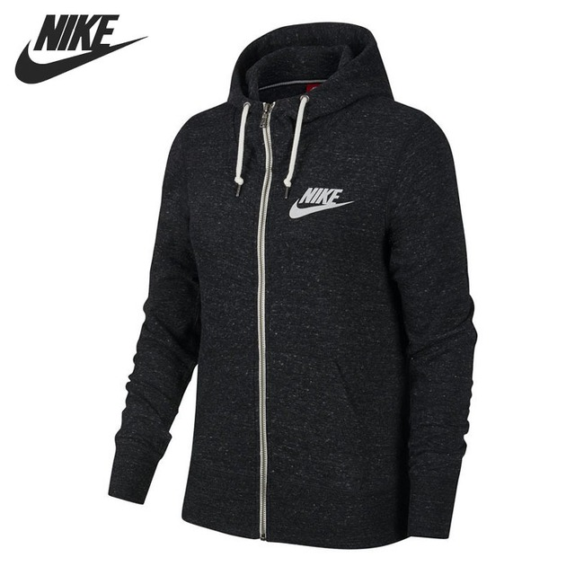 ab9cc47e1466 Original New Arrival 2018 NIKE GYM VINTAGE FZ HOODY Women s Jacket Hooded  Sportswear