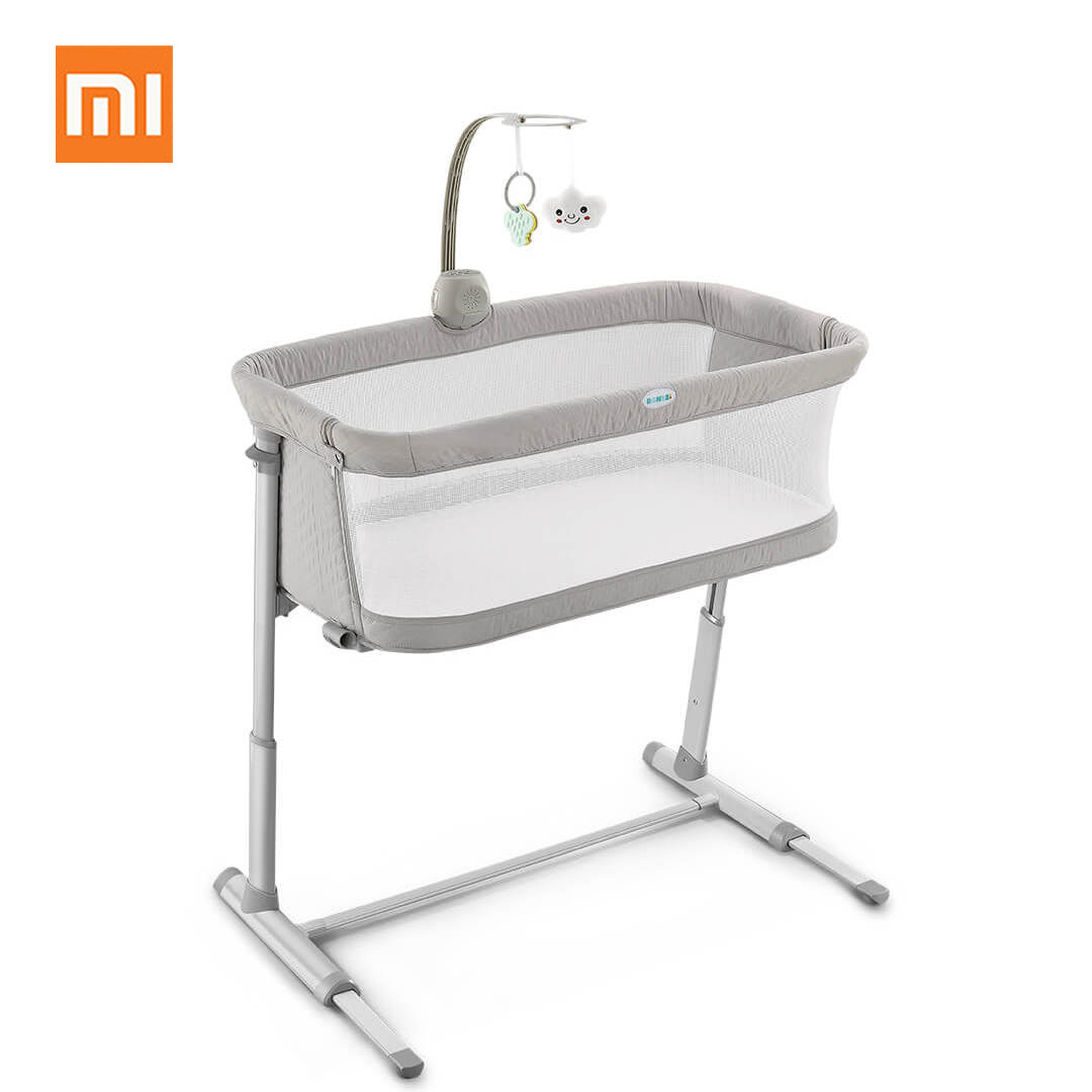 Xiaomi Baby Care Bed Furniture With Bedbell Portable Infant