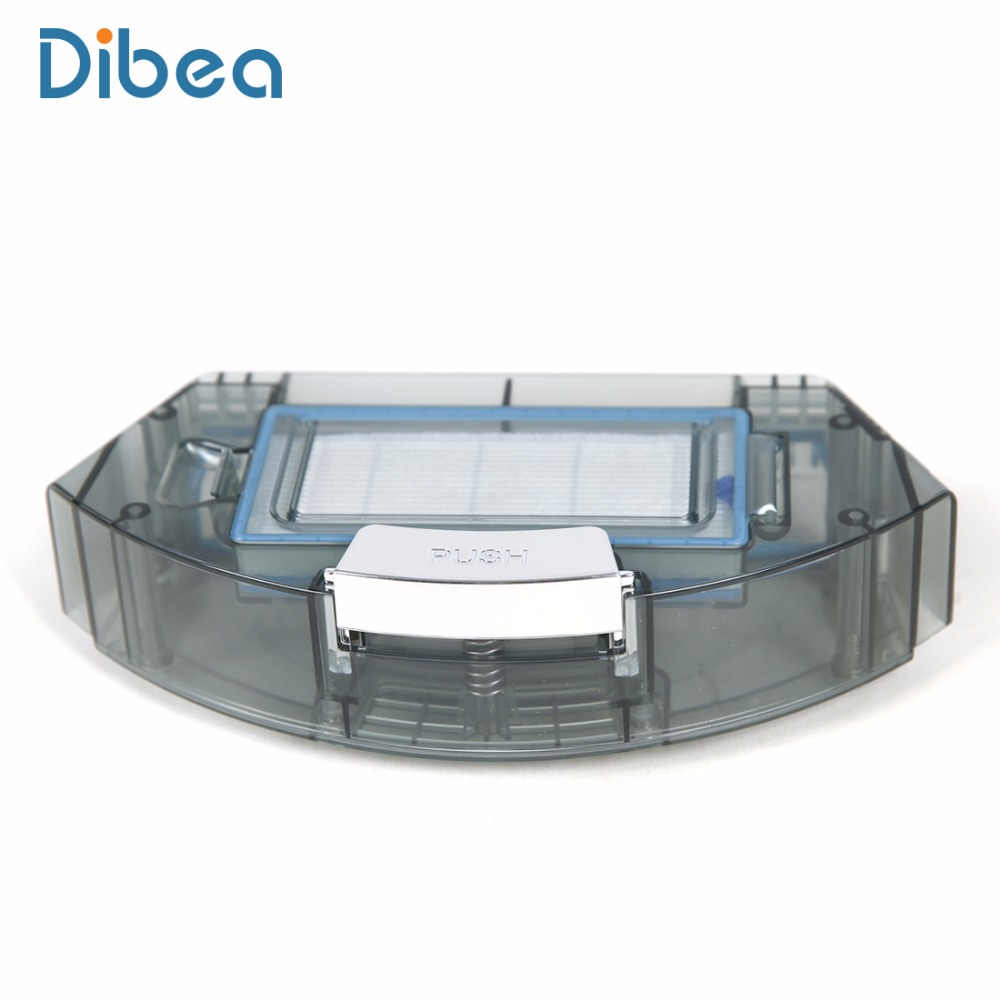 Large Dustbin for Dibea D960 Vacuum Cleaner including Hepa Filter and Primary Filter dustbin baby