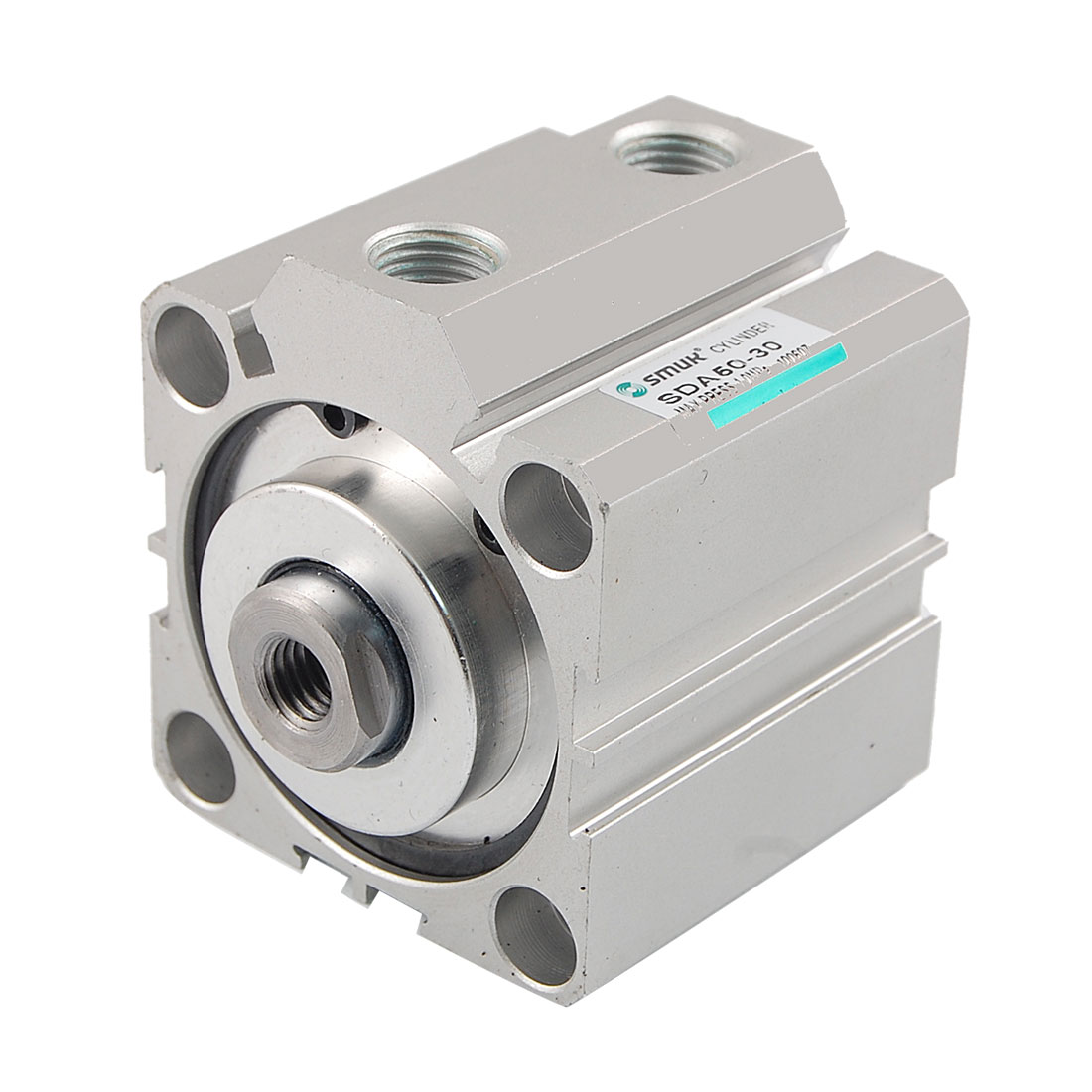 UXCELL 50Mm Bore 30Mm Stroke Double Action Pneumatic Actuator Air Cylinder Sda 50-30 tec2 19003 3a 16v 15w 30 30mm double