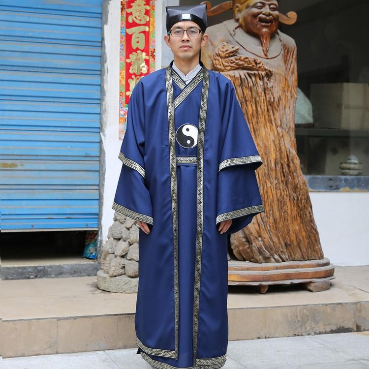 Wudang Daoist Hanfu Uniform
