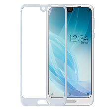 3D Curved Tempered Glass For Sharp Aquos R2 SH-03K Full Cover Protective film Screen Protector For Sharp Aquos R2 SH-03K