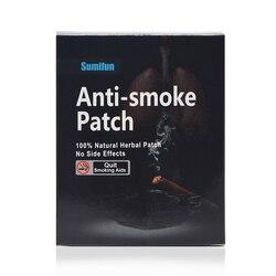 Sumifun 35Pcs Patches 100% Natural Herbal Stop Smoke Patch Health Therapy Brand Anti Smoke Patch Smoking Cessation Pad K01201