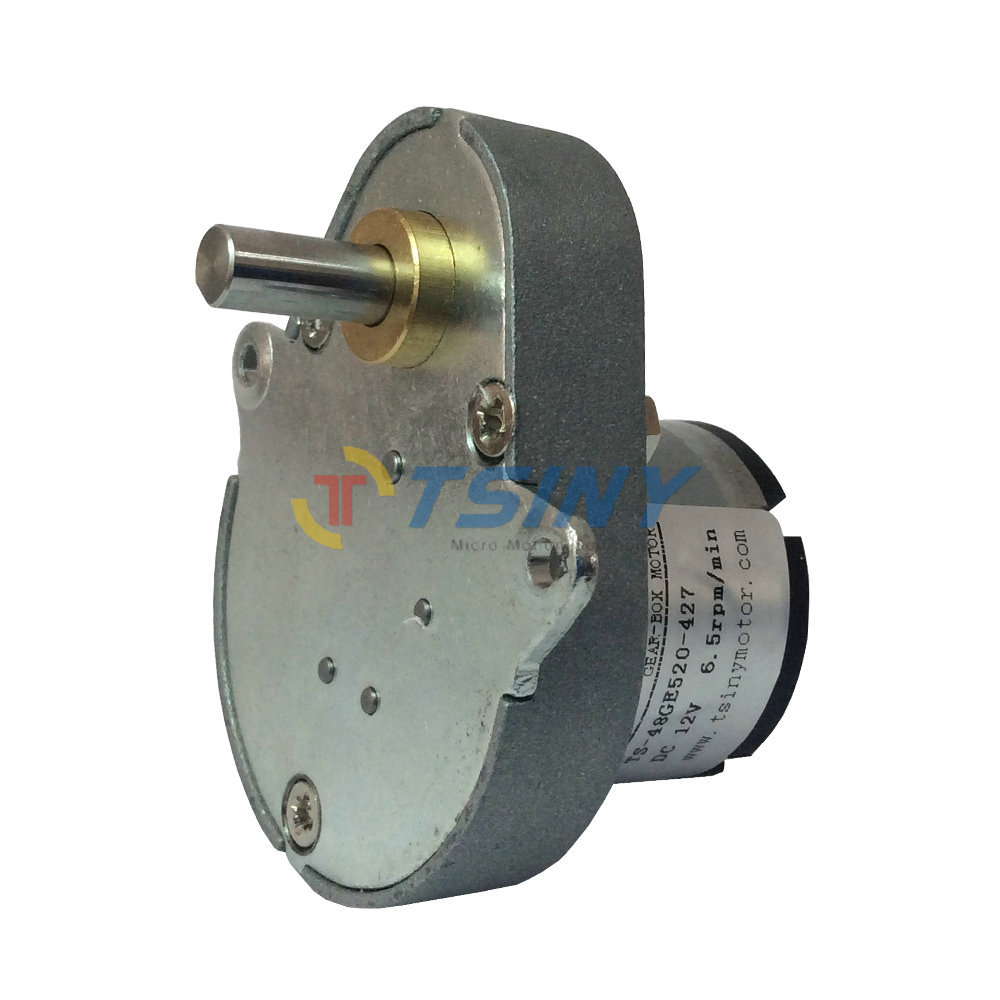 Buy dc gear motor 12vdc 4w low speed 6 for Motor cargo freight company