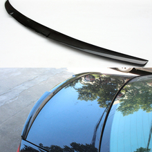 M4 Style A6 Carbon fiber Rear Boot Trunk Spoiler Wing For New Audi A6 2016