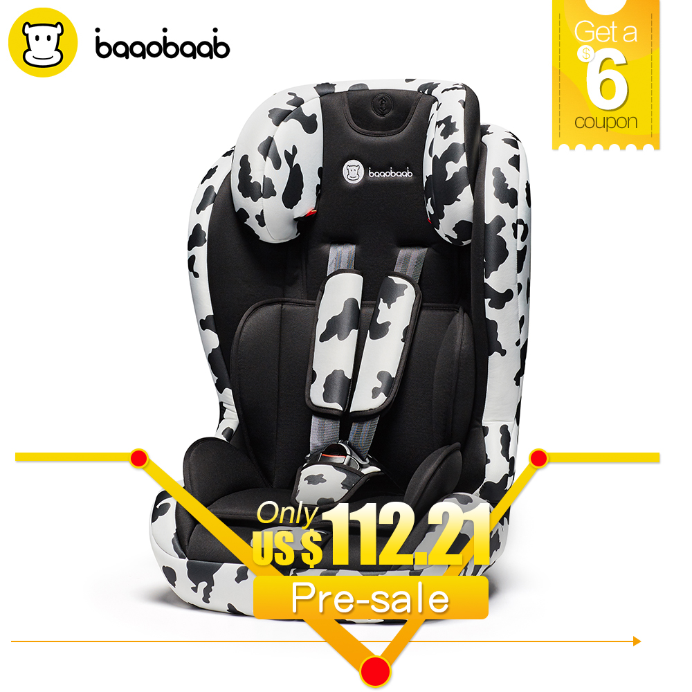Baaobaab 750 2-in-1 ISOFIX Connector Car Seat 9-36 kg Portable Baby Children Booster Safety Seat Group 1 2 3, 9 months-12 Years whole sale baby safety car seat 4 colors age range 2 10 years old baby car seat for kid active loading weight 9 30 kg baby seat