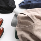 Cashmere cotton pull...