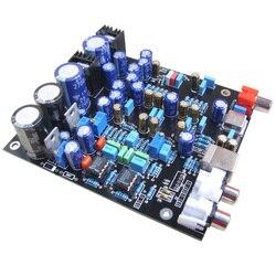 جهاز فك الترميز الرقمي عالي الدقة PCM2706 DIR9001 WM8740 مزدوج متوازي مزود بحمى DAC