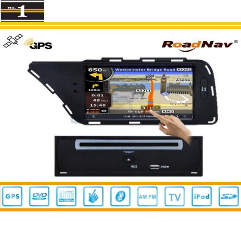 Para Audi A4 A5 2008 ~ 2013 Sistema Multimedia Del Coche S100/Radio CD DVD TV GP
