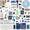RFID Most Complete Sensor Starter Kit For Arduino UNO R3 Starter Kit Water Level Sensor Servo