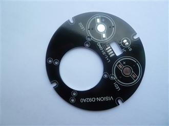 pcb prototype fr4 blank circuit board led strobe circuit manufacturing service