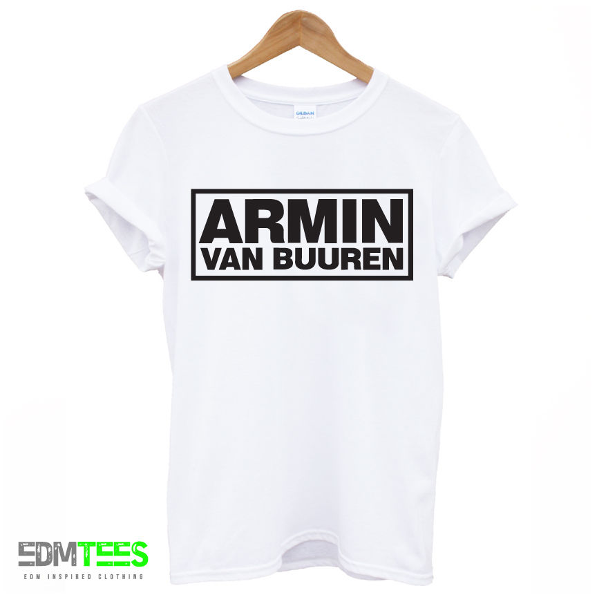 Impreso House Moda 2019 HombreCamiseta MúsicaFiestaDj Armin Van Para Buuren Asot PXkiOZu