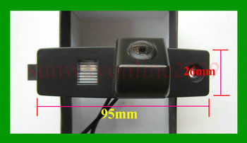 WIFI camera!!! SONY Chip Wireless Special Car Rear CAMERA for Toyota Highlander /Kluger /Lexus RX300 image
