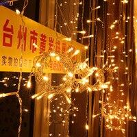 IWHD 8x2M Navidad LED String Fairy Lights 110/220V Cristmas Light Decoration LED Christmas Lights Indoor Outdoor Garland