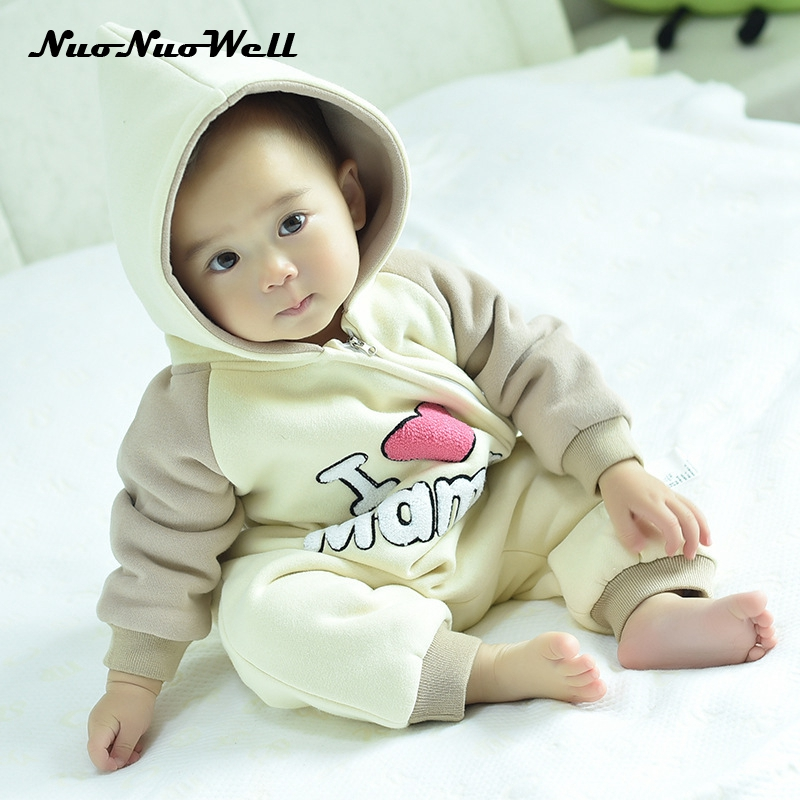 NNW Baby Rompers Infant Bebe Boys Girls Jumpsuits Cartoon Newborn  Warm Overalls Costumes Spring Autumn Baby Sleepers Clothes baby rompers newborn clothes baby clothing set boys girls brand new 100%cotton jumpsuits short sleeve overalls coveralls bebe