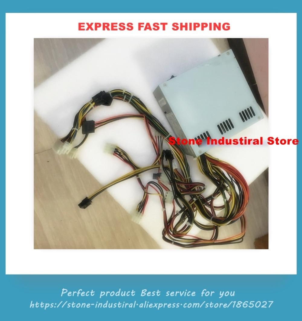 Original SPI/Industrial Server Power Supply FSP650-80GLC650W Workstation Power Supply
