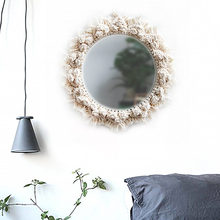 Nordic Wall-mounted Decorative Mirror Vanity Bathroom Toilet Round Wall Espejos Decorativos