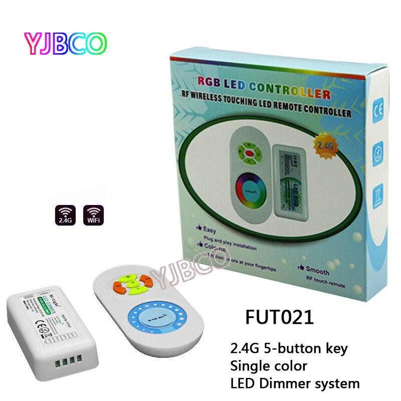 Licht & Beleuchtung 2,4g Wifi Fut021 Einzigen Farbe Milight Dc12v/24 V 10a Rf 2,4g Hz Dimmer Led Helligkeit Dimmen Controllerandor Led Streifen Rgb-controller