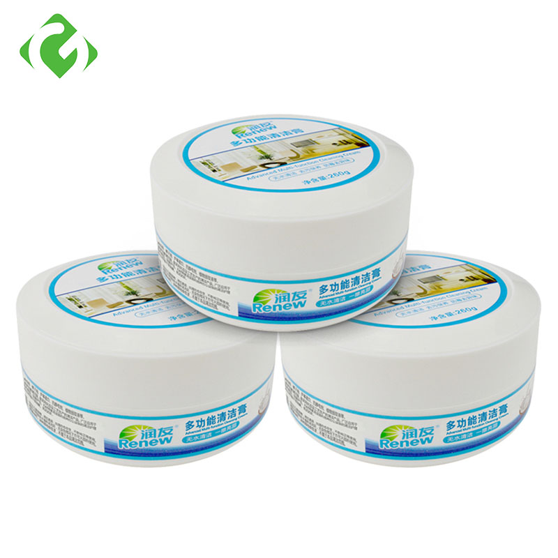 Household Leather cleaner No-clean cleaning paste Cleaner Car Seat Sofa Leather Shoe Descaling Decontamination Cleaning Cream