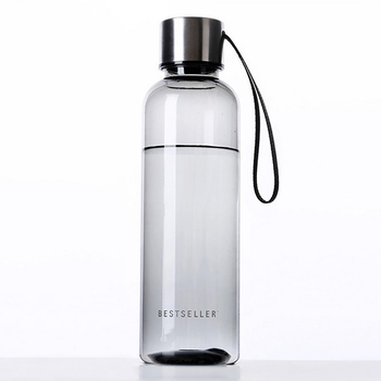 Cool Stuff 500ml Water Bottle Outdoor Camping Portable sport bottle Travel Fruit juice bottle camping equipment plastic bottle