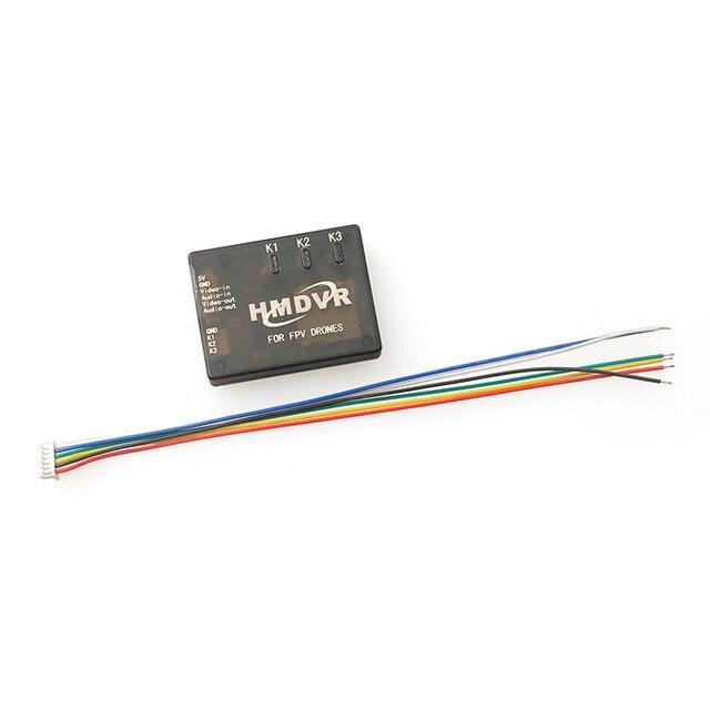 free shipping Mini DVR Recorder HMDVR for FPV Drones Video Audio Recorder