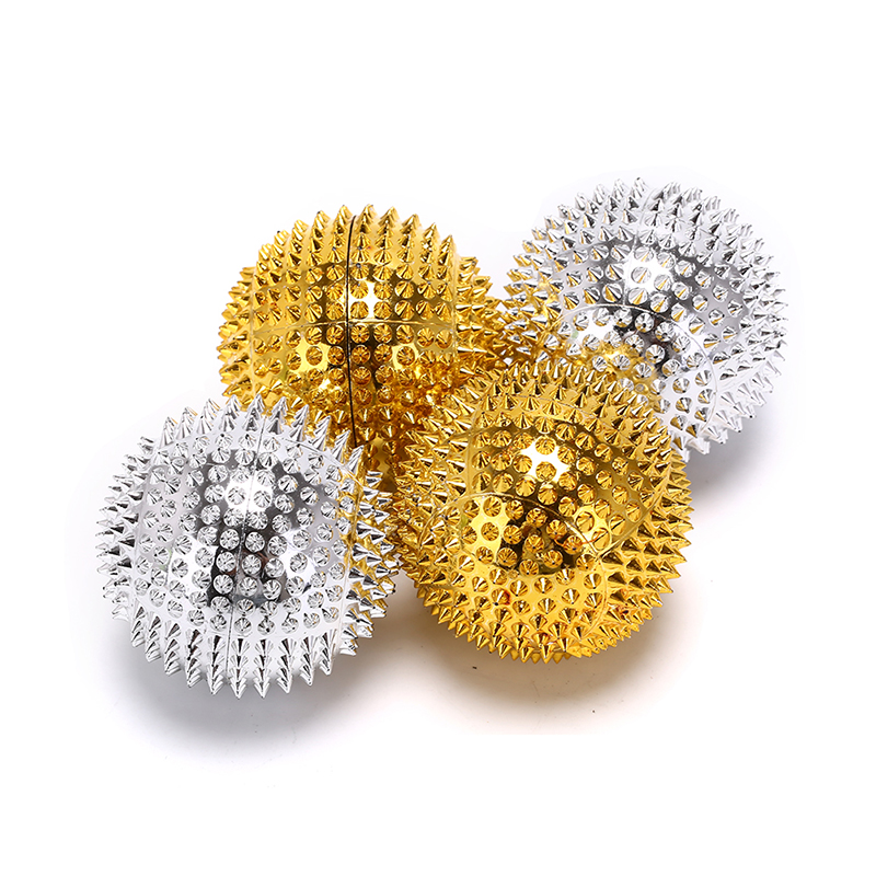 2Pcs Magnetic Massage Ball Acupuncture Ball Pain Relief ...